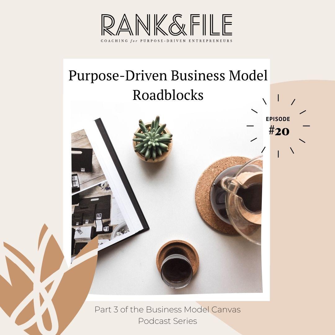 Business Model Advice for Female Purpose-Driven Entrepreneurs