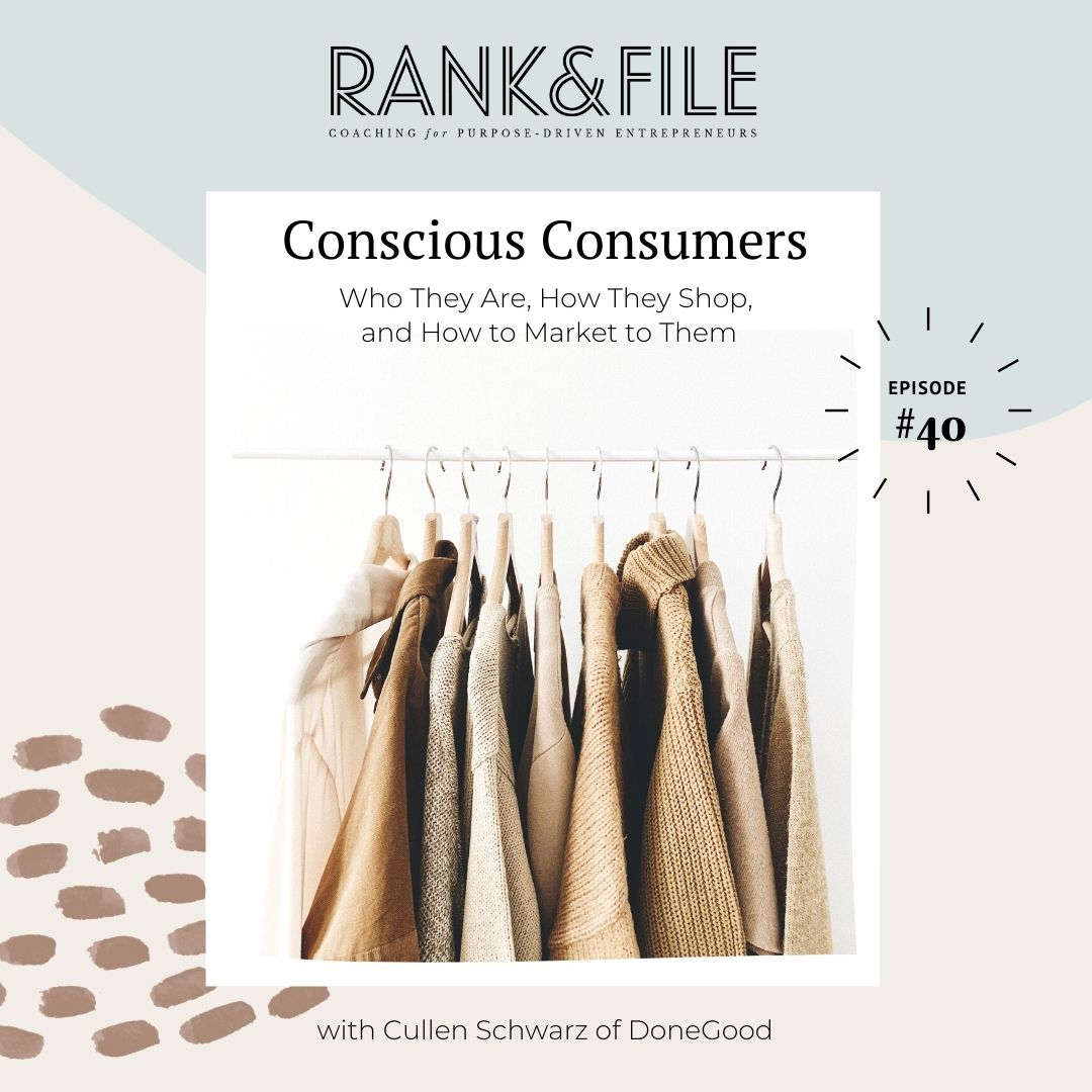 Conscious Consumers: How to Market to Them as a Purpose-Driven Entrepreneur