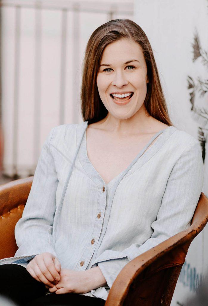 Coach for Female Social Entrepreneurs - Kari Enge