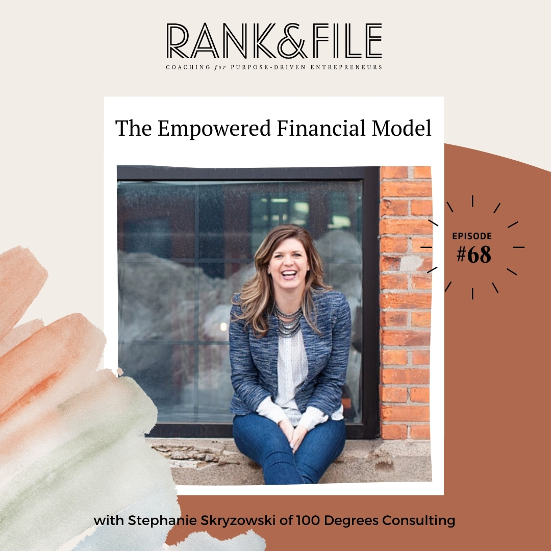 The Empowered Financial Model | Episode #68