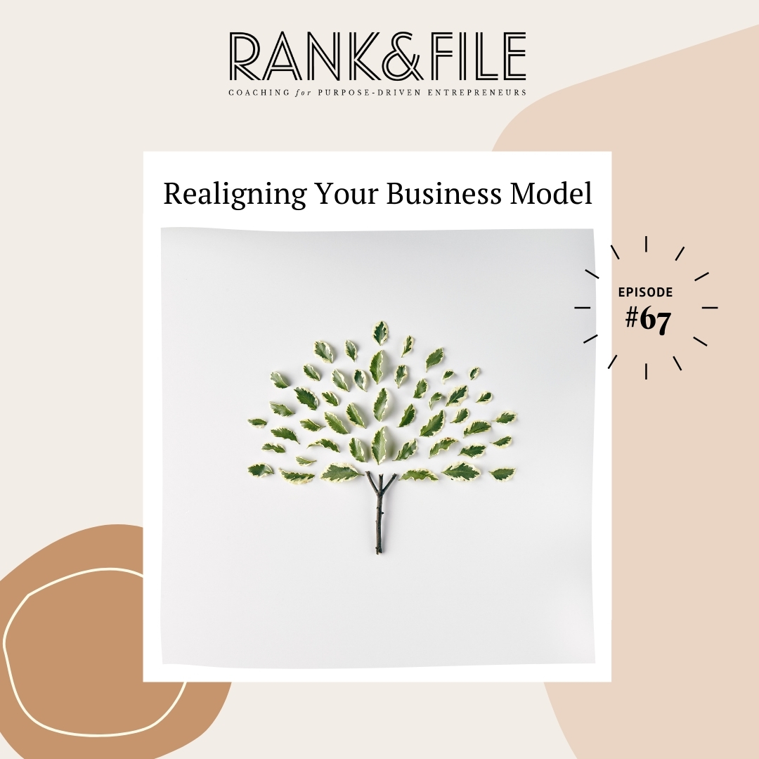 Realigning Your Business Model - Advice for Purpose-Driven Entrepreneurs