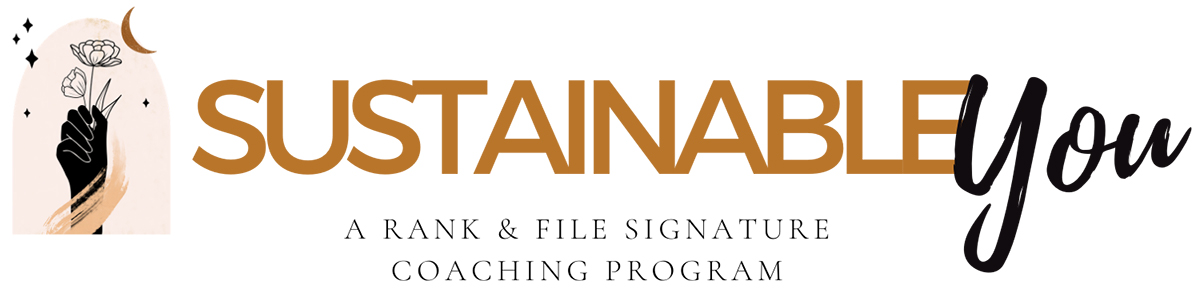 Sustainable You - Salary and Structure for Purpose-Driven Entrepreneurs - a Signature Coaching Program at Rank & File