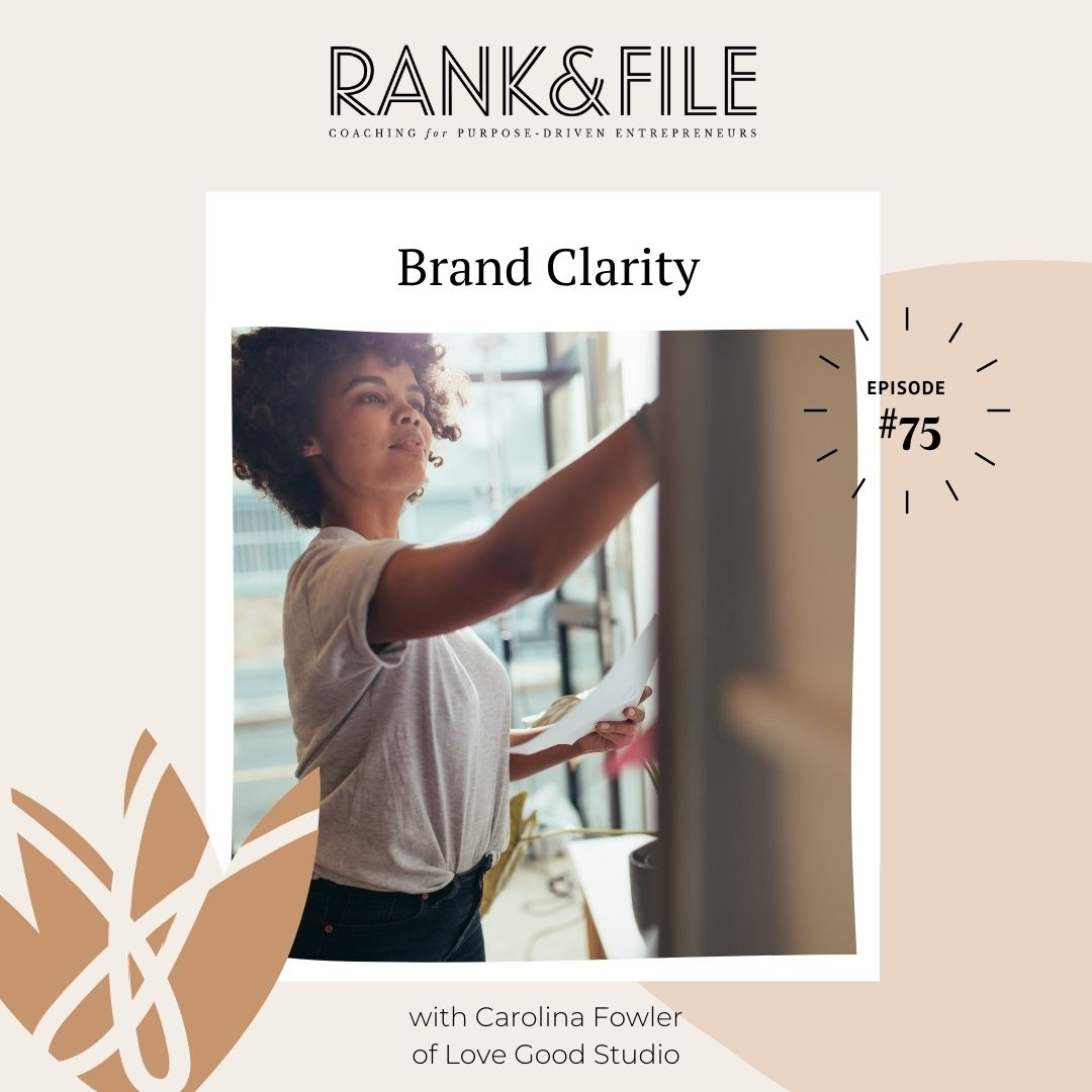 How to get clear with your branding and messaging | branding tips for purpose-driven entrepreneurs