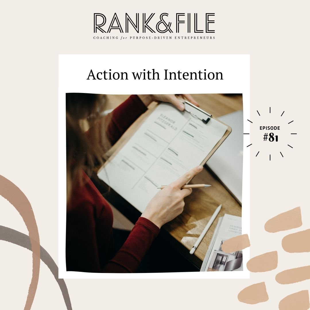 How to Take Action - Tips for Purpose-Driven Entrepreneurs
