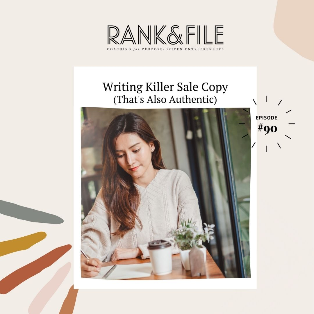 Write Killer Sales Copy - Episode 90